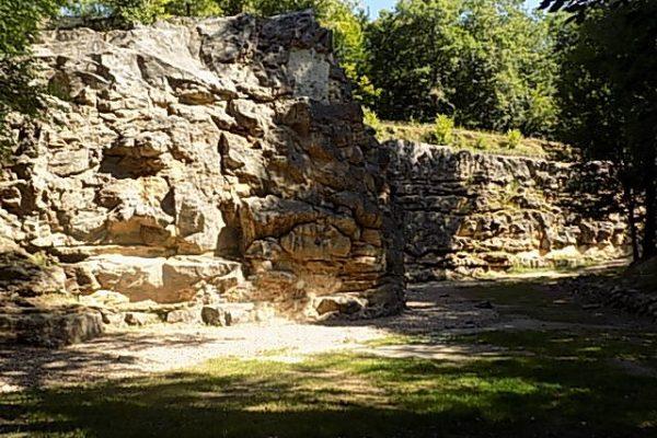 Mur de l'escalade